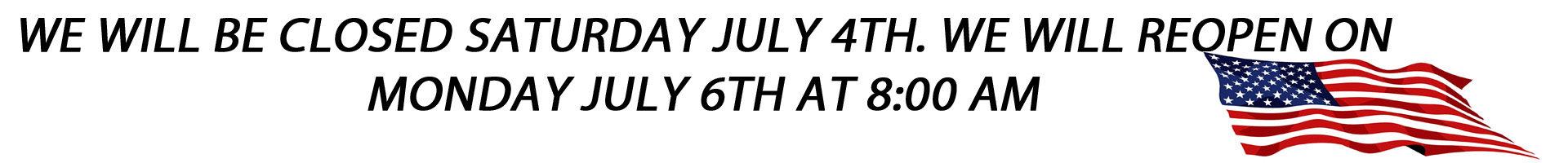4th of July Pontoon